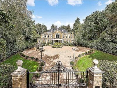 Woodlands Road East, Virginia Water, Surrey, GU25