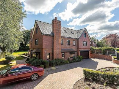 Delamer Road, Bowdon - Double Bedroom