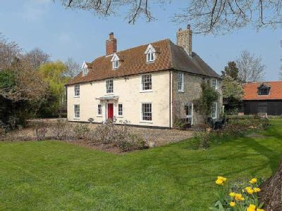 The Old Rectory, Hopton - Reception