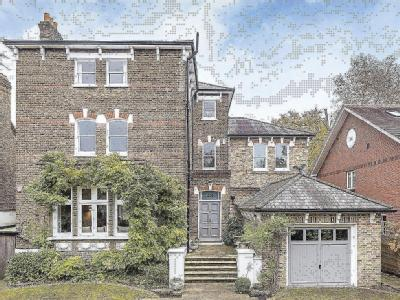 Ailsa Road, Twickenham TW1 - Detached
