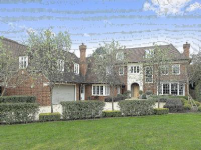 Coombe Hill Road, Kingston Upon Thames, Surrey KT2