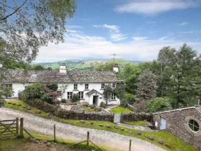 4 Bed Farmhouse with 3 Bed Letting Barn, Gawthrop, Sedbergh