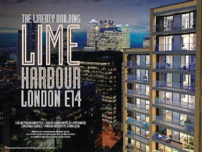 The Liberty Building, 7 Limeharbour, Canary Wharf E14