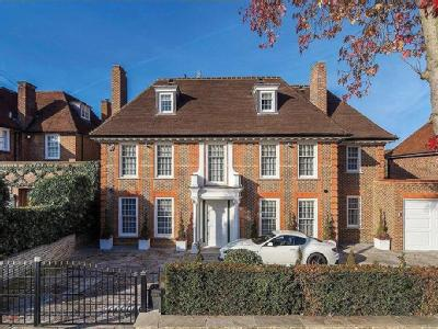 Winnington Road, Hampstead Garden Suburb, London, N2