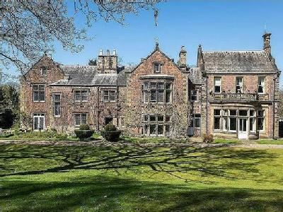 House for sale, Lymm Hall