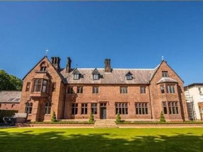 House to let, Pugin mansion