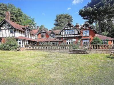 Kingswood House & Queenswood, Clay Hill, Enfield EN2