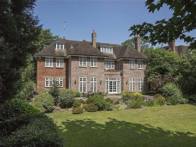 Ingram Avenue, Hampstead Garden Suburb, London NW11
