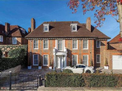 Winnington Road, Hampstead Garden Suburb, London N2