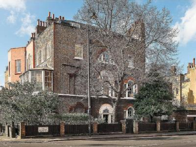 Cheyne Walk, Chelsea, London, SW10