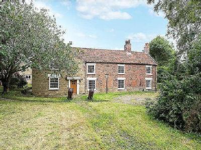 Oulston, York, YO61 - Cottage, Listed
