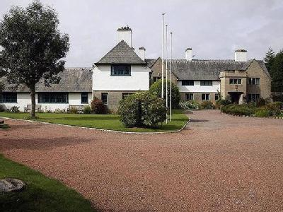 Blanefield House, Kirkoswald, Maybole, Ayrshire, KA19