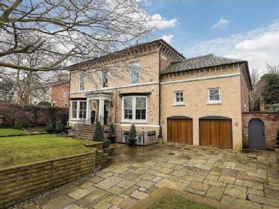 Chesham Place, Bowdon - Detached