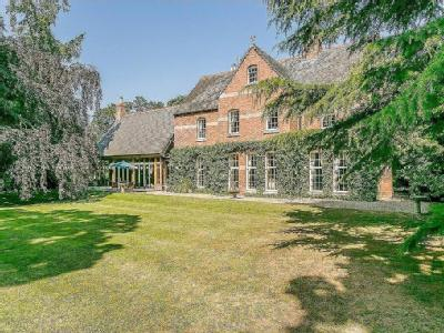Old Rectory, Main Road, South Reston, Louth, LN11