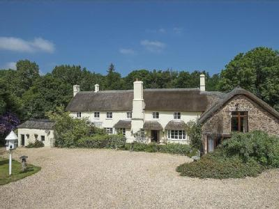Roadwater, Somerset - Cottage, Listed