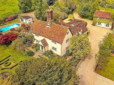 Church Hill, Hempstead, Nr Saffron Walden,  Essex, CB10