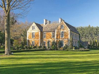 The Dower House, Rushton - Listed