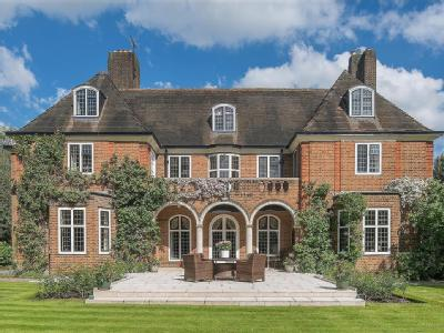 Hampstead Garden Suburb, London NW11