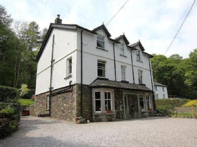 The Knoll Country House, Lakeside, Ulverston, Cumbria