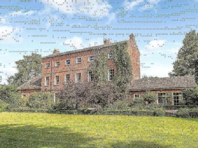 The Old Rectory, Church Lane, Hougham, Grantham, NG32