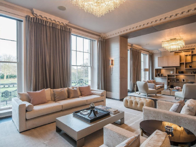 Cornwall Terrace, London NW1 - Listed