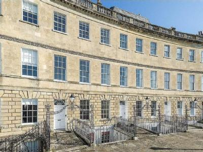 Lansdown Crescent, Bath, Somerset, BA1
