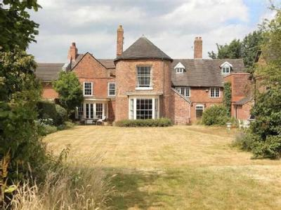 Nantwich, Cheshire - Listed, Grade II