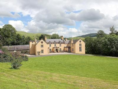 Ashiestiel, Clovenfords, Selkirkshire, TD1