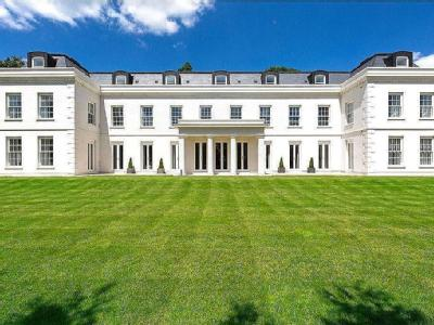 Woodlands Road West, Wentworth, Virginia Water, Surrey, GU25