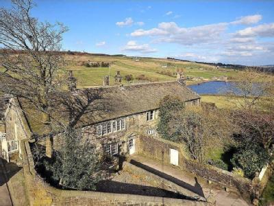 Ponden Hall, Stanbury, Haworth, Keighley, West Yorkshire