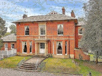 Rocester, Uttoxeter, Staffordshire