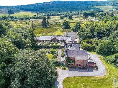 Slogarie House & The Coach House, Mossdale, Castle Douglas, Dumfries and Galloway, DG7