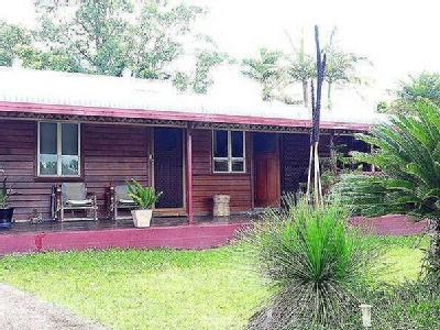 House for sale Goondi Hill - Patio