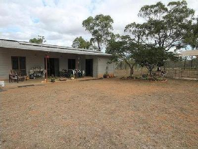 Cessna Court, Charters Towers - Patio