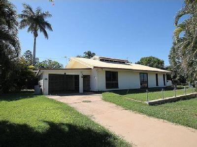 Bluff Road, Charters Towers - Garden