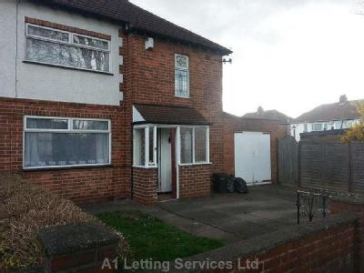 Allendale Road, Yardley, B25 - Garage