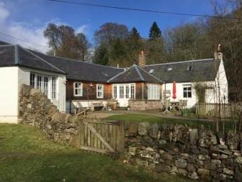Mill Of Fyall Cottage, Aylth, Blairgowrie Ph11