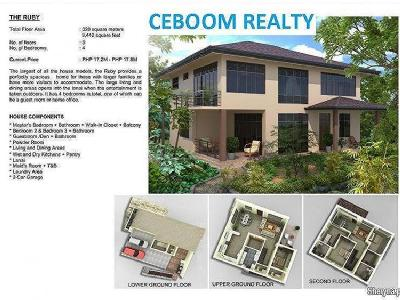 House for sale Balamban - Garden