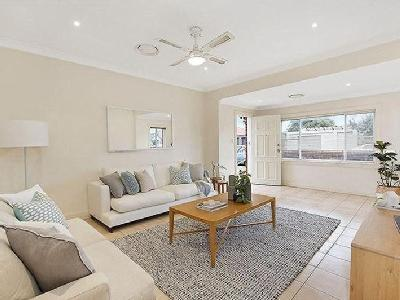 Moverly Road, Maroubra - Garden