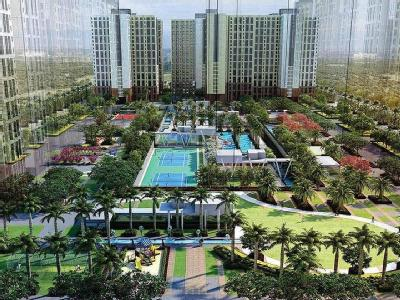 2 BHK Flat for sale, Rising City