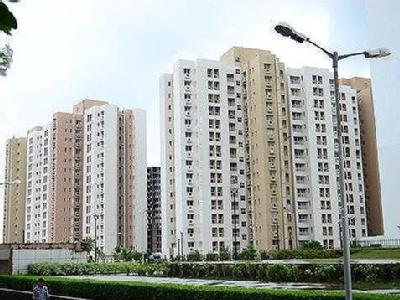 Residential apartment ,new town  dlf 1 and 2 city centre 2  unitech down town