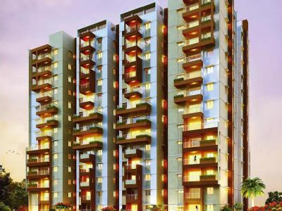 3 BHK Flat for sale, Wind Chimes