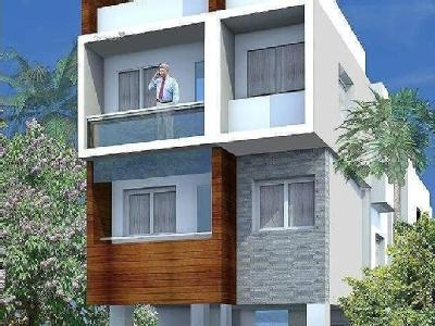 Project - New Build, House, Balcony