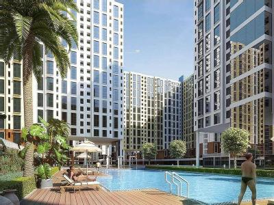 3 BHKFlat for sale, Rising City - Gym