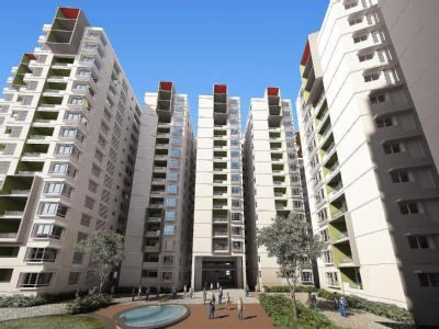3 BHK Flat for sale, One Kosmos - Gym