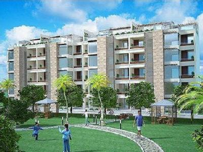Residential Apartment,A Apartment in meerut in Green City Colony, Roorkee Road, Meerut.