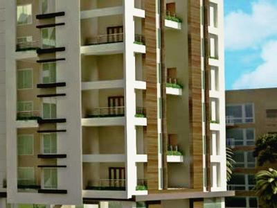 4 BHK Flat for sale, Optimus - Garden