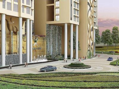 4 BHK Flat for sale, Divine Bliss