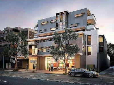 544 Pacific Highway - Flat
