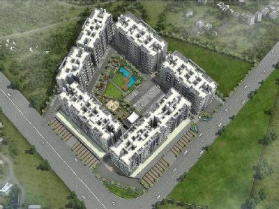 Moshi, pcmc, pune - New Build, Garden